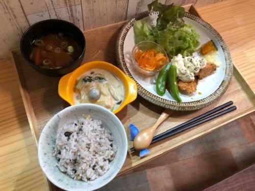 菜食健美ランチ